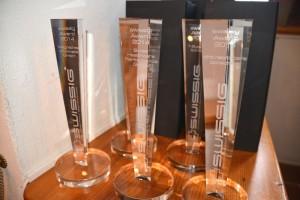 swissg_Awards_2014_alle_Trophaeen