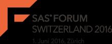 SAS Forum 2016