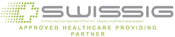 swissig APPROVED HEALTHCARE PROVIDING PARTNER