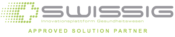 swissig APPROVED SOLUTION PARTNER
